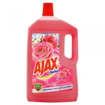 Ajax Fabuloso Rose Multi Purpose Cleaner 3L