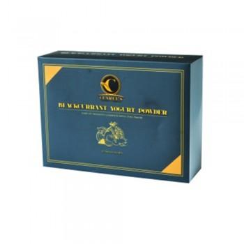 Blackcurrant Yogurt Powder 30 Premium Sachets/Per Box