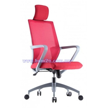 ANGLE GREY SERIES Executive Mesh Chair