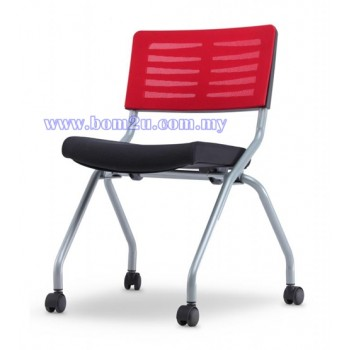 AXIS 2 Series Foldable Training Chair With Castor (Mesh Series)