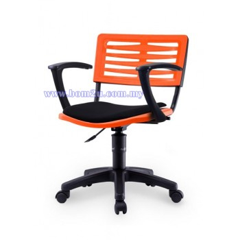 AXIS 3 Series Student Chair With Armrest & Roller (P.P. Shell)
