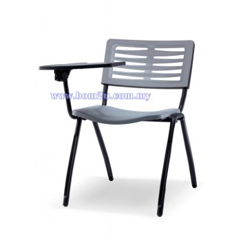AXIS 3 Series Student Chair With Writing Tablet (P.P. Shell)