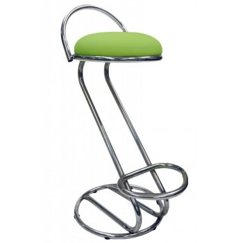 BOM-806(H) High Bar Stool With Backrest