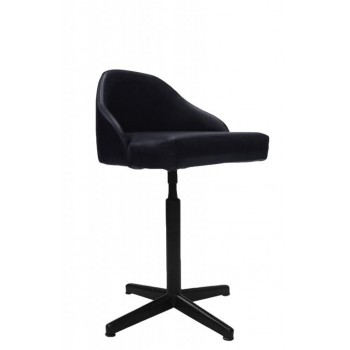 BOM-807(L) Low Bar Stool With Backrest