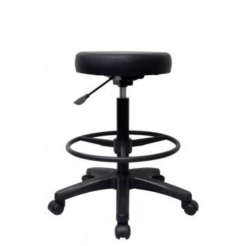 BOM-808(H) High Bar Stool With Roller Base
