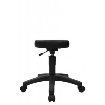 BOM-808(L) Low Bar Stool With Roller Base