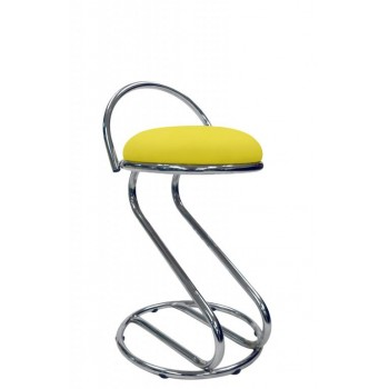 BOM-806(L) Low Bar Stool With Backrest