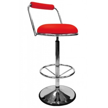 BOM-805(H) High Bar Stool With Backrest