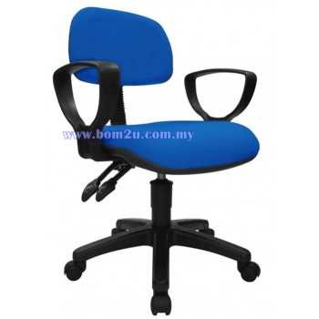 ECO Series Typist Chair With Armrest (CL-26)