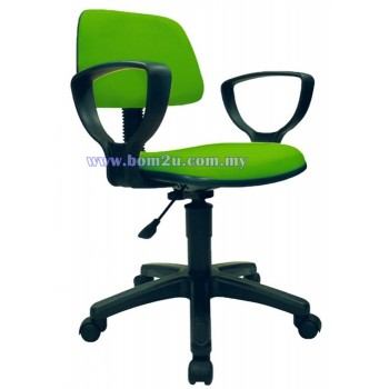 ECO Series Typist Chair With Armrest