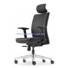 ERGO Series Presidential Chair (Aluminium Base)