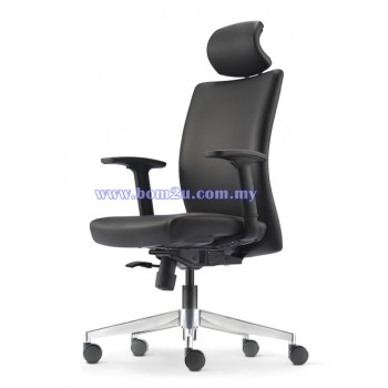 ERGO Series Presidential Chair (Aluminium Base)