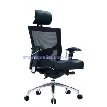 FOCUS & SPACE Series Executive Mesh Chair