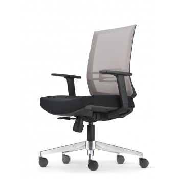 IN-TOUCH Mesh Low Back Chair