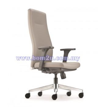 KARISMA Series Presidential Chair (Aluminium Base)