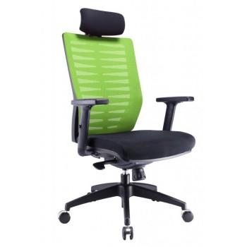 LEAF 1 Series  Executive Mesh Chair (Black Series)