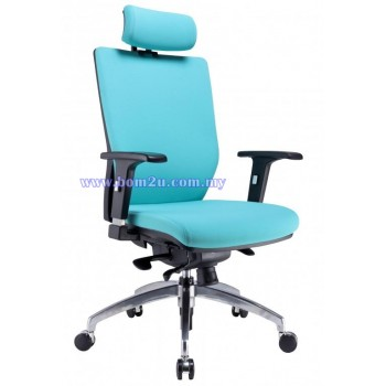 NEMO 2 Series Presidential Chair (Chrome Series)