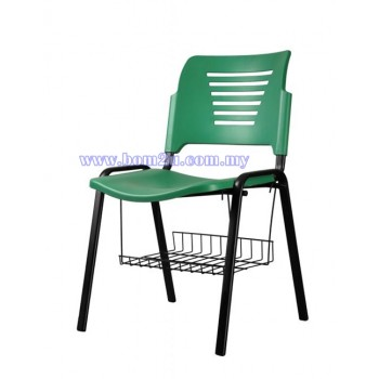 P2 Series Student Chair With Basket