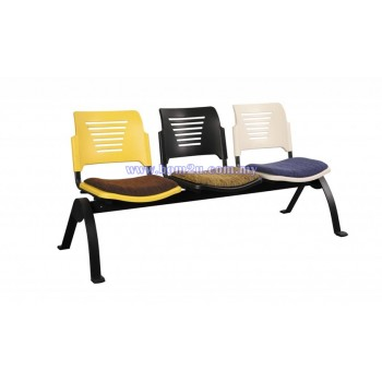 P2 Series Three Seater Link Chair