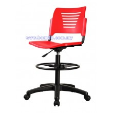 P2 Series Drafting Chair With Roller Base