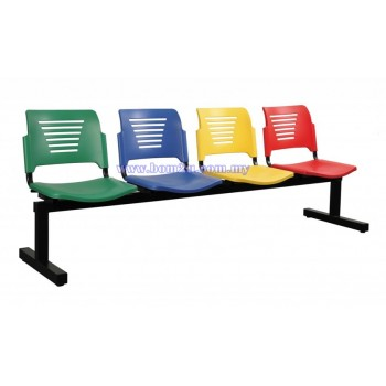 P2 Series Four Seater Link Chair