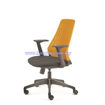 PICO Series Executive Medium Back Chair (P.P SHELL)
