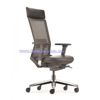 ROYCE Series Presidential Mesh Chair (Aluminium Base)