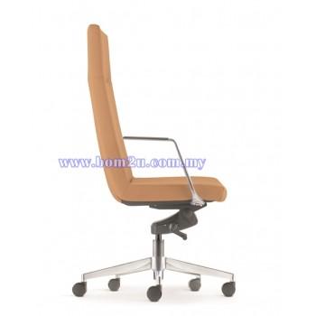 SMARTY Series Presidential Chair (Aluminium Base)