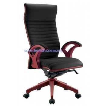 VIO II Wooden Series Director Chair