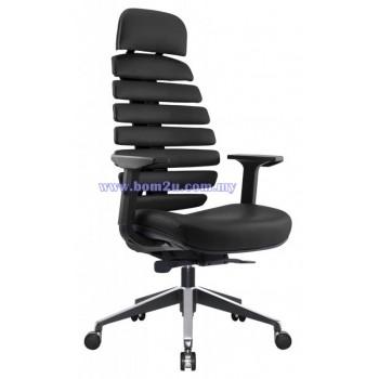 YOGA Series Presidential Chair (Aluminium Base)
