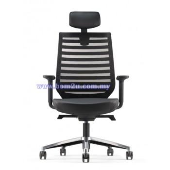 ZENITH Series Presidential Chair (Aluminium Base)
