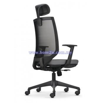 ZENITH Series Executive Mesh Chair (Nylon Base)