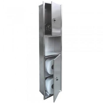 Dryer with Storage Cabinet PTD-200/SS (Item No: F13-123)