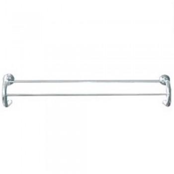 Stainless Steel 2pc 'U' Towel Rack - STR-4524 (Item No:F15-10)