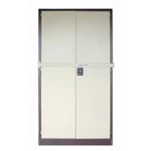 Full Height Swing Door Steel Cupboard With Locking Bar