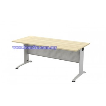 B-Series Melamine Woodgrain Standard Writing Table