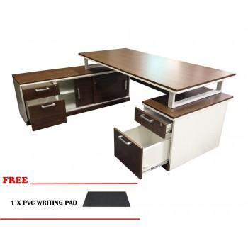 PX5 Series Executive L-shape Table Set
