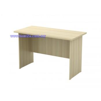 EXT-126 Fully Woodgrain 4' Standard Writing Table (w/o telephone cap)