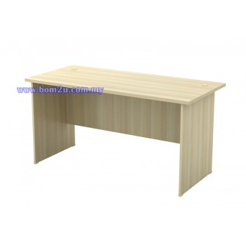 EX Series Fully Woodgrain Standard Writing Table