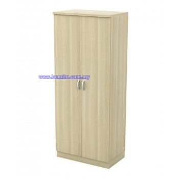 Q-OD 718/918 Fully Woodgrain 5 Levels Swing Door Medium Cabinet