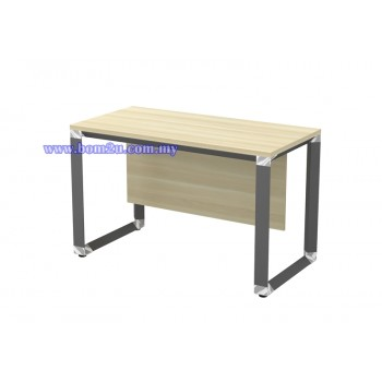 O-Series Melamine Woodgrain Standard Writing Table (w/o telephone cap)