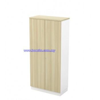 B-YD 17(E) Melamine Woodgrain 4 Levels Swing Door Medium Cabinet With Lock