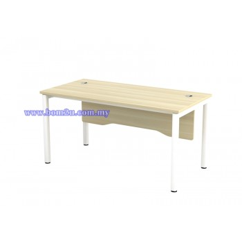 SL-Series Melamine Woodgrain Standard Writing Table