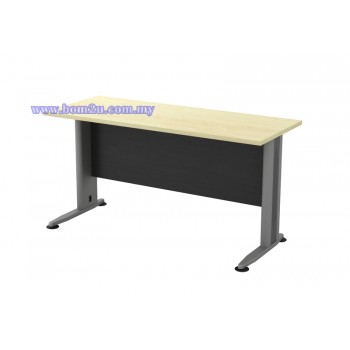 T2-Series Melamine Woodgrain Standard Writing Table (w/o telephone cap)