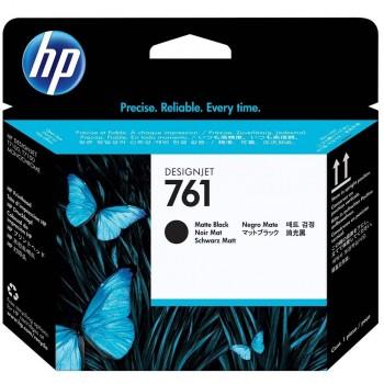 HP 761 Designjet Printhead - Matte Black (CH648A)