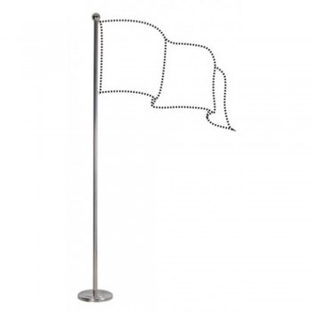 Indoor Flag Pole FP222 - Height 180cm