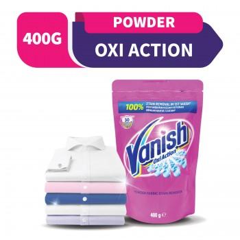 Vanish Fabric Stain Remover Laundry Pink Powder 400g