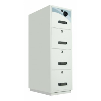 FALCON FRC Series 4 Drawer Fire Resistant Cabinet (390 KGS)