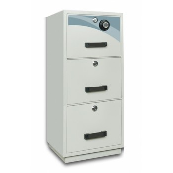 FALCON FRC Series 3 Drawer Fire Resistant Cabinet (290 KGS)