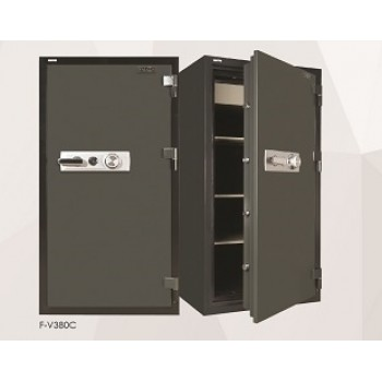 FALCON V380 Series Fire Resistant Solid Safe Box (335 KGS)